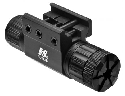 NcStar Compact Green Laser w/ Weaver Style Mount - APRLSMG