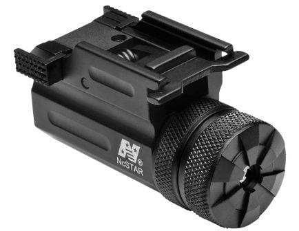 NcStar Compact Green Laser w/ QR Weaver Mount - AQPTLMG