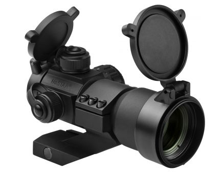 NcStar 1x35mm Reflex Sight, Black - DRGB135