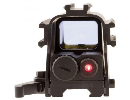 NcStar Tri-Rail 1x31mm x 23mm Green Dot Sight - D3ARSGQLR2