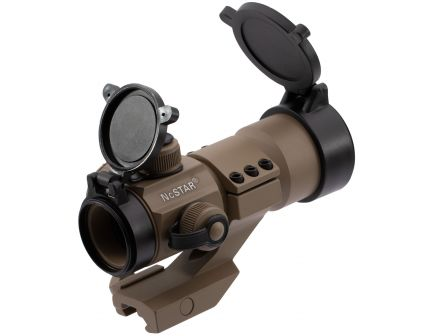NcStar 1x35mm Reflex Sight, Tan - DRGB135T
