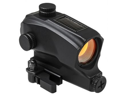 NcStar VISM SPD Micro 1x30mm Reflex Solar Red Dot Sight - VDBSOL130
