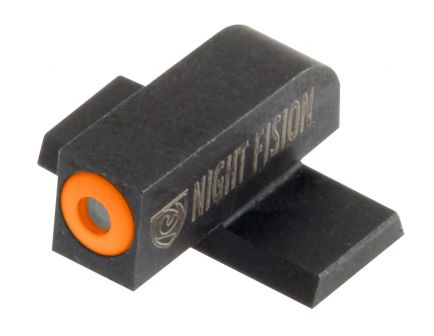Night Fision Night Sight Set for Springfield XD, XD(M), XD Mod 2 Pistols, Green with Orange Square Front, Green with White Square Rear - SPR-226-003-OGWG