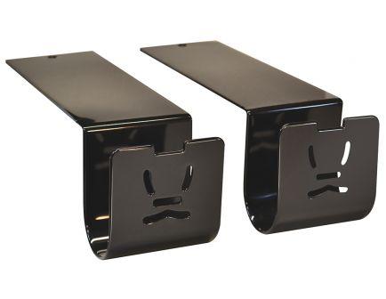 PS Products Holster-Mate Universal Bedside Bracket for Shotguns, Black - HMGB