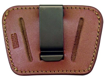 PS Products Ambidextrous Hand Small/Medium Frame Auto Holster, Smooth Tan - 036