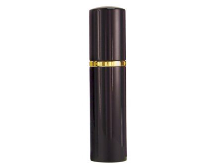 PS Products Eliminator Lipstick Pepper Spray, 0.75 oz Canister Tube, Black - LSPS14BLK