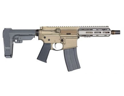 Q LLC Sugar Weasel .300 Blackout Semi-Automatic AR Pistol, FDE - SW-300BLK-7-PISTOL