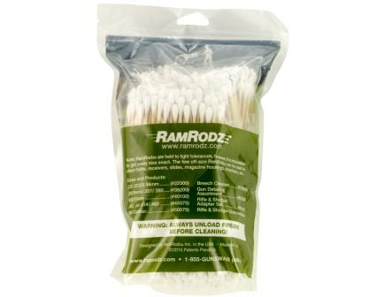 RamRodz Universal Breech Cleaning Swab, 800/pack - 11800