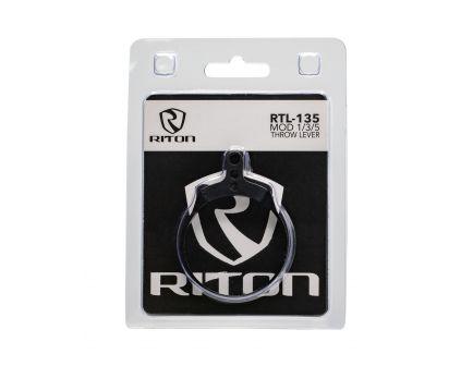 Riton RTL-135 Throw Lever, 47mm, Black - 52506