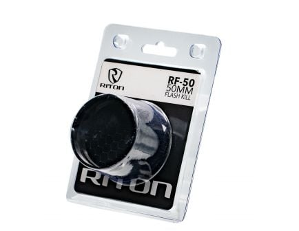 Riton RF-50 Flash Kill, 50mm, Black - 52526
