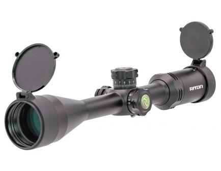 Riton Optics RT-S Mod 3 GEN2 6-24x50mm Riton Bullet Drop Compensated Reticle (SPF) Rifle Scope - 52366