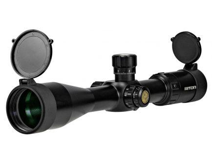 Riton Optics RT-S Mod 7 5-25x56mm Riton Illuminated Mil-Dot MRAD (FFP) Rifle Scope - 52406