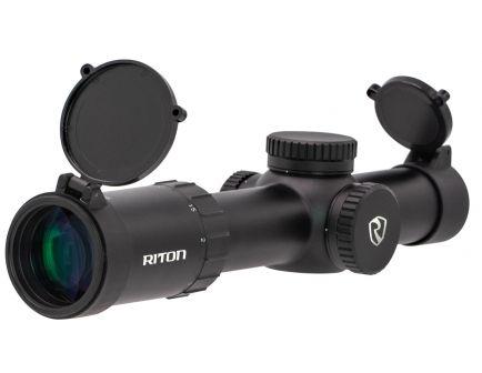 Riton Optics RT-S Mod 7 1-8x28mm Riton Tactical Illuminated Reticle (FFP) Rifle Scope - 52576