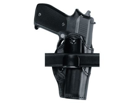 Safariland Model 27 Right Hand Sphinx SDP Sub-Compact Concealment Inside-The-Pant Holster, Plain Black - 27-285-61