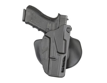 Safariland 7378/7TS ALS Right Hand Ruger American 9mm/.40 Concealment Combo Holster, Plain Black - 7378-167-411