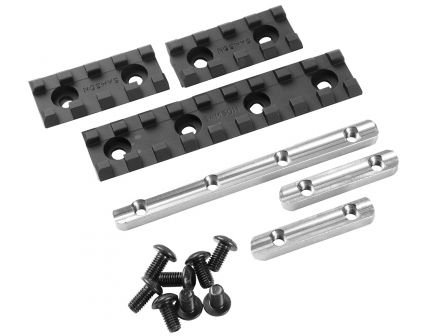 "Samson Manufacturing Evolution 2"" 6061 T6 Aluminum Rail Kit, Hardcoat Anodized - EVO-2-KIT"