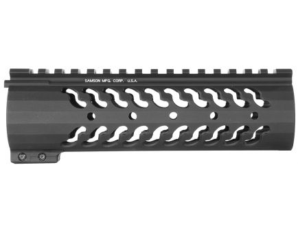 "Samson Manufacturing Evolution 9"" AR-15/M-16/M4 Mid-Length Free Float Handguard, Black - EVO-9"