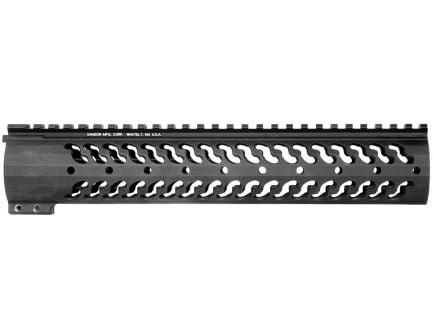 "Samson Manufacturing Evolution 10"" AR-15/M-16/M4 Low Profile Gas Block Length Free Float Handguard, Black - EVO-10"