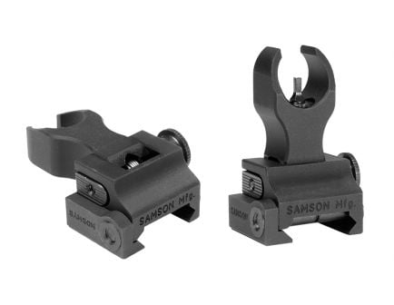 Samson Manufacturing A2 Front Fixed Folding Sight for AR-15 Style Rifle - FXF-HK