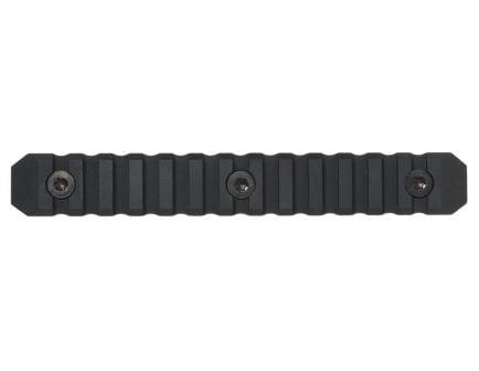 Seekins Precision M-LOK 13-Slot 6061 T6 Aluminum Picatinny Rail, Hardcoat Anodized Black - 0010560083