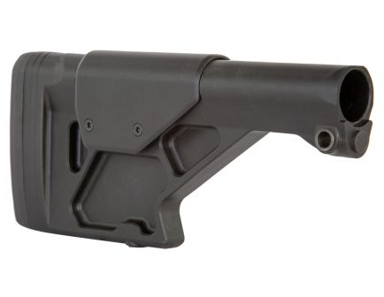 Seekins Precision ProComp 10X Polymer Adjustable AR15/AR10 Rifle Stock, Black - 11810001