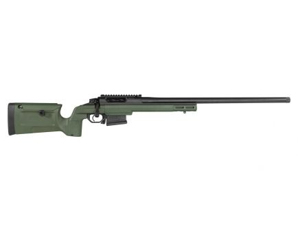 Seekins Precision Havak Bravo 6.5 Crd Bolt Action Rifle, Green - 0011710047FGRN