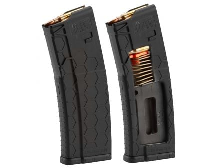 Sentry 10 Round Multi-Caliber Detachable Magazine, Black - HX10/30ARBLK