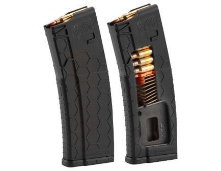 Sentry 15 Round Multi-Caliber Detachable Magazine, Black - HX15/30ARBLK