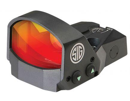 Sig Sauer Electro-Optics ROMEO1 1x30mm Red Dot Sight - SOR11600