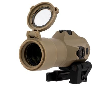Sig Sauer JULIET4 4x24mm Magnifier, Flat Dark Earth - SOJ41002