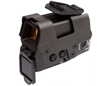 Sig Sauer Electro-Optics ROMEO8T 1x38mm Red Dot Sight, 2 MOA Center Red Dot and 65 MOA Circle, Black - SOR81002