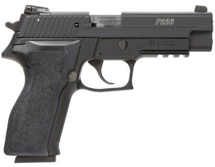 Sig Sauer P226-22 Full-Size .22lr Pistol, Hardcoat Anodized Black - 226R22BAS