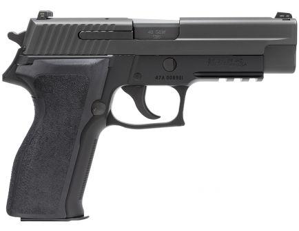 Sig Sauer P226 Full-Size .40 S&W Pistol, Hardcoat Anodized Black - 226R40BCA