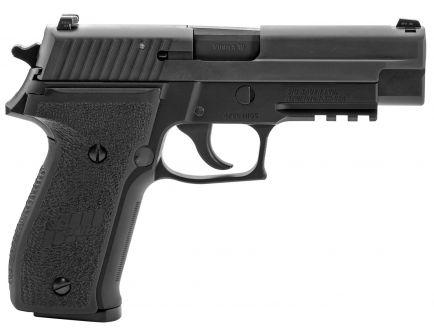 Sig Sauer P226 MK25 Full-Size 9mm Semi-Automatic Pistol, Hardcoat Anodized Black - MK-25-10