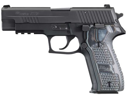 Sig Sauer P226 Full-Size Extreme 9mm Pistol, Hardcoat Anodized Black - 226R-9-XTM-BLKGRY-CA