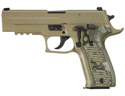 Sig Sauer P226 Scorpion 9mm Pistol, FDE - 226R-9-SCPN-CA