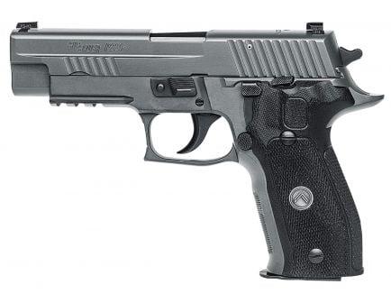 Sig Sauer P226 Full-Size .357 Sig Semi-Automatic Pistol, Legion Gray PVD - 226R-357-LEGION