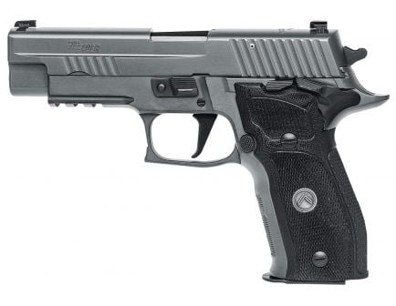 Sig Sauer P226 Full-Size 9mm Semi-Automatic Pistol, Legion Gray PVD - 226R-9-LEGION-SAO