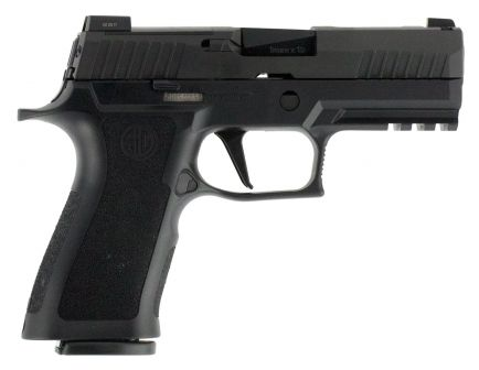 Sig Sauer P320 XCarry 9mm Semi-Automatic Pistol, Stainless - 320XCA-9-BXR3-10