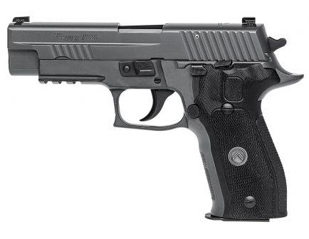 Sig Sauer P226 Full-Size 9mm Semi-Automatic Pistol, Legion Gray PVD - 226RM-9-LEGION