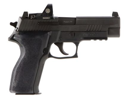 Sig Sauer P226 RX Full-Size 9mm Semi-Automatic Pistol, Black Nitron - E26R-9-B-RX