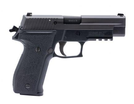 Sig Sauer P226 MK25 Full-Size 9mm Semi-Automatic Pistol, Hardcoat Anodized Black - MK-25-MA