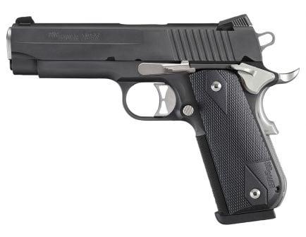 Sig Sauer 1911 Fastback Nightmare Carry .45 ACP Semi-Automatic Pistol, Black Nitron - 1911FCAM-45-NMR