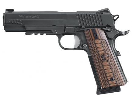 Sig Sauer 1911 Select .45 ACP Semi-Automatic Pistol, Black Nitron - 1911R-45-SEL