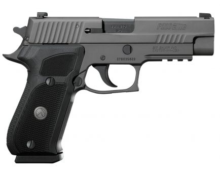 Sig Sauer P220 Full-Size .45 ACP Semi-Automatic Pistol, Legion Gray PVD - 220RM-45-LEGION