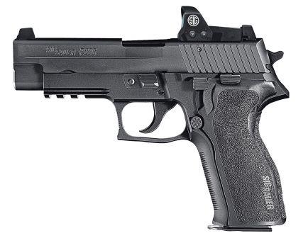 Sig Sauer P226 RX Full-Size 9mm Semi-Automatic Pistol, Black Nitron - 226RM-9-BSS-RX