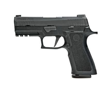 Sig Sauer P320 XCarry 9mm Semi-Automatic Pistol, Stainless - 320XCA-9-BXR3-R2-10