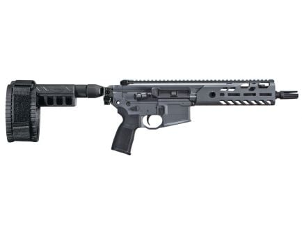 Sig Sauer Sig MCX Virtus .300 Blackout/5.56 Semi-Automatic AR Pistol - PMCX-11B-TAP-CO