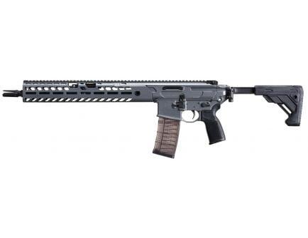 Sig Sauer MCX Virtus Patrol .300 Blackout Semi-Automatic AR-15 Rifle, Gray - RMCX-300B-16B-TAP-P