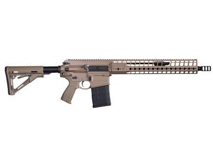 Sig Sauer 716G2 DMR 6.5 Crd Semi-Automatic AR-10 Rifle, FDE - R716G2-H18B-65-DMR-FDE